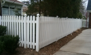 Addison Vinyl Fencing