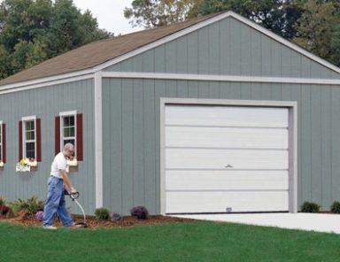Garage Sized