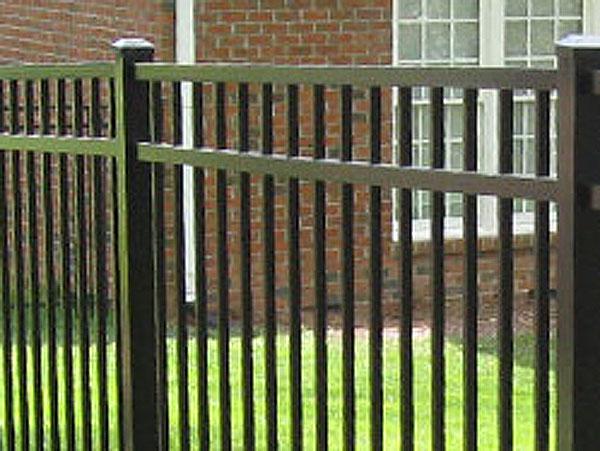 Aluminum Fences Total Fencingtotal Fencing